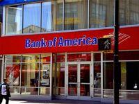 Profitul Bank of America, a doua banca din SUA, a crescut de aproape trei ori anul trecut, la 4,2 mld. dolari