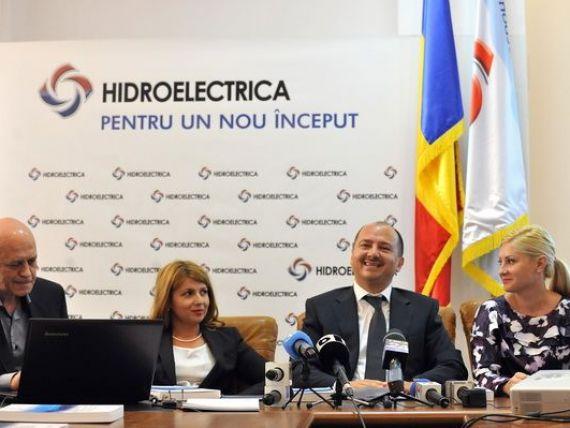 Hidroelectrica ar putea iesi din insolventa. Compania detinuta de stat va trece pe profit in acest an, cu un castig de 430 mil. lei