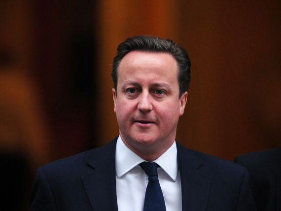 David Cameron amana discursul pe tema relatiei Marii Britanii cu UE, programat pentru astazi, din cauza crizei din Algeria