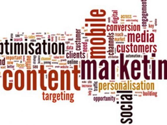STUDIU: Trenduri digitale in 2013. Anul content marketing-ului sau al  marketing-ului fara marketing