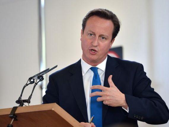 Daca nu si-ar fi amanat discursul, David Cameron ar fi pus Europa pe jar. Ce urma sa declare premierul britanic in Olanda