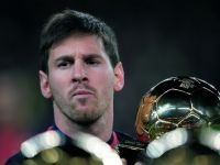 Lionel Messi a donat un milion de pesos orasului natal din Argentina