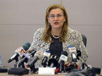 Maria Grapini va continua santierele deschise de Udrea doar daca sunt realizate in proportie de 80%