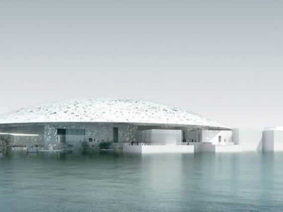 Noul centru cultural al lumii va fi gata in 2015 si va devansa Paris, Roma si New York. Va avea propriul muzeu Louvre, de 24.000 mp