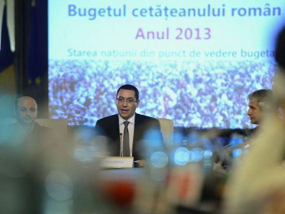 Ponta:  Guvernul nu trebuie sa mai fie agentie imobiliara, locuintele RA-APPS trebuie vandute