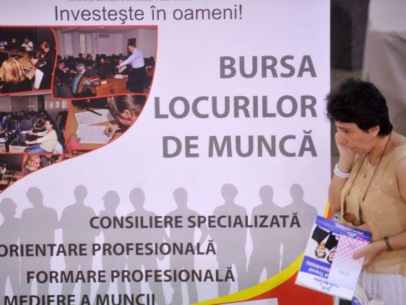 Radiografia Romaniei muncitoare: 1 din 5 tineri apti de munca nu lucreaza si nici nu-si cauta job, iar adultii trec in inactivitate dupa somaj. Rata ocuparii, in scadere dramatica