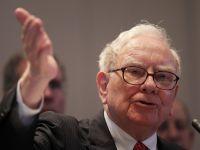 Warren Buffett si-a lansat contul de Twitter, facand senzatie pe aceasta platforma de socializare