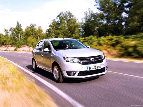 Vesti bune de la Renault pentru 2013: o noua fabrica la care se va produce Dacia