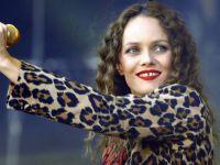 Vanessa Paradis este imaginea celei mai recente colectii a brandului H&M