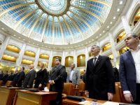 Banii Parlamentului pe 2013 s-au impartit astazi pana la ultimul leu. Deputatii si senatori, nemultumiti, spera la o rectificare