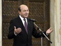 """Basescu: """"Sunt gata sa-mi depun mandatul odata cu cei 588 de parlamentari, pentru alegeri simultane"""""""