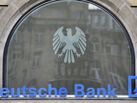 Deutsche Bank, printre bancile investigate in Germania pentru manipularea Euribor