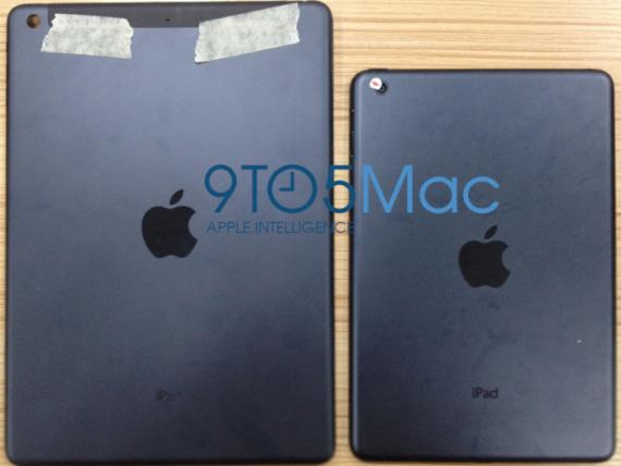 Au aparut primele imagini cu iPad 5, noua tableta de la Apple