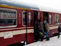 Trenurile romanesti vor atinge, in sfarsit, viteze de 160 km/ora. Care sunt tronsoanele avantajate