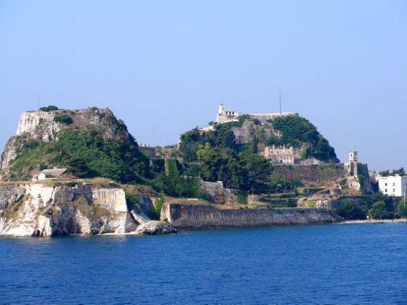 Grecia a concesionat 50 de hectare din insula Corfu, pentru 99 de ani