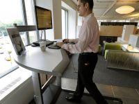 Statul pe scaun la birou ucide. Inventia care ne poate salva viata, folosita deja de Google, Microsoft si Marriott