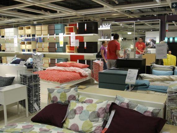 Ikea, in negocieri pentru deschiderea unui magazin la Iasi