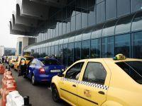 Adio comanda telefonica. Pasagerii de pe Otopeni isi vor putea chema taxiul prin touch screen