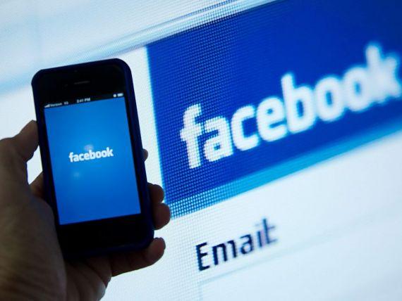 Facebook lucreaza la o aplicatie pentru smartphone-uri de localizare a utilizatorilor