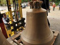 Catedrala din Mioveni va avea clopote de 200.000 de euro. Investitia este una strategica, sustin edilii