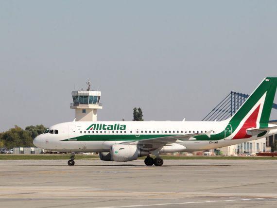 Alitalia, anchetata pentru  fraude comerciale  din cauza contractului cu Carpatair