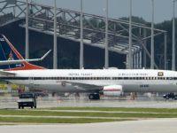 Un avion Boeing 737 a iesit de pe pista la Luxemburg