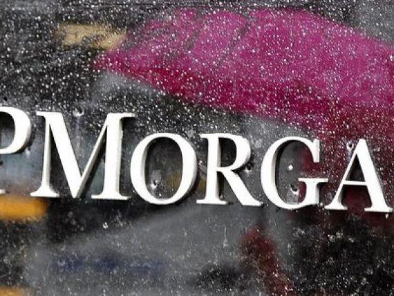 JP Morgan a devenit cea mai valoroasa banca din SUA in functie de capitalizare