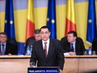 """Ponta, dezamagit de bugetul pe care liderii de la Bruxelles l-au alocat Romaniei: """"Nu e niciun euro in plus"""""""