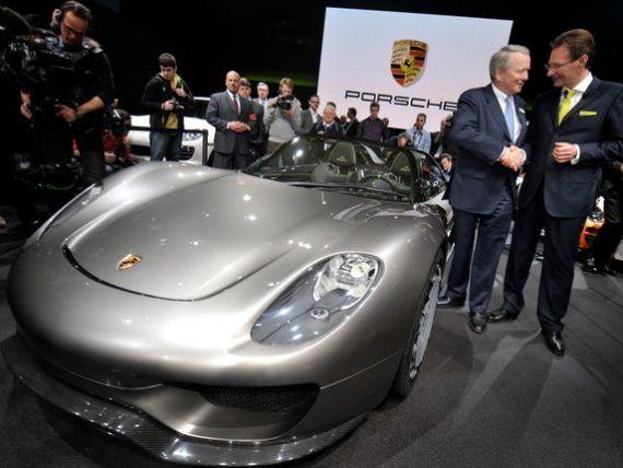 Membri ai familiei Porsche sunt investigati pentru manipularea bursei