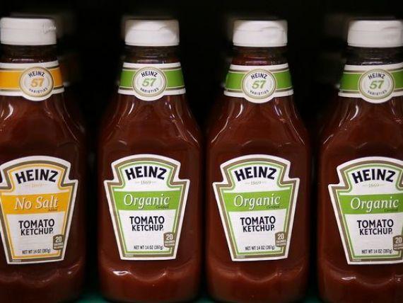 Autoritatile din SUA investigheaza tranzactii suspecte efectuate inainte de preluarea Heinz de catre Warren Buffett