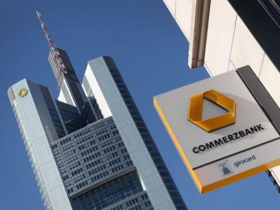 Seful Commerzbank a renuntat la bonusurile pe 2012 si a redus beneficiile la nivelul bancii cu 17%