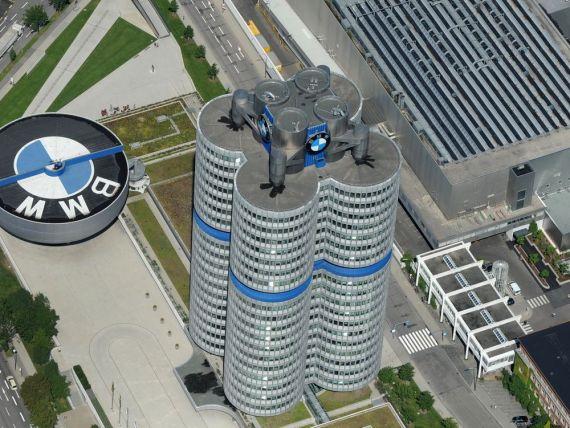 BMW, Daimler si VW vor sa isi produca singure energia, pentru reducerea costurilor