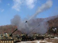 """Coreea de Nord ameninta Coreea de Sud cu """"distrugerea totala"""""""
