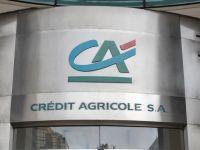Credit Agricole a raportat o pierdere record de 4 miliarde de euro pentru trimestrul al patrulea