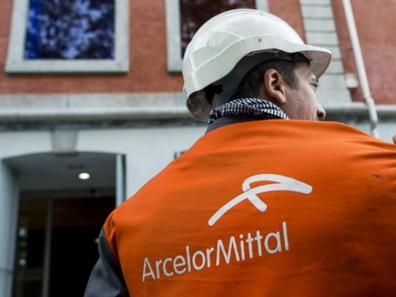 ArcelorMittal sisteaza concedierile in Europa, la presiunea UE