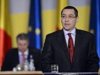 Ponta: Pastram sprijinul la investitii in energia regenerabila, dar subventiile trebuie rediscutate