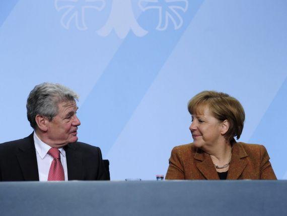 Germania nu vrea sa domine Europa , afirma presedintele Joachim Gauck