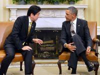 """Obama: SUA si Japonia pregatesc """"actiuni puternice"""" impotriva Coreei de Nord"""