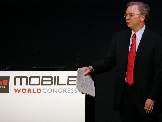 MWC 2013: Seful Google nu va deschide, anul asta, cel mai important targ dedicat telefoniei mobile