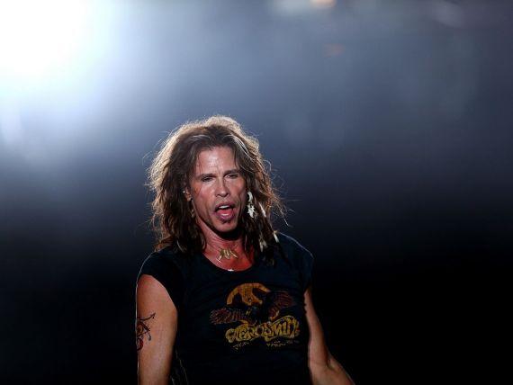 Steven Tyler, solistul Aerosmith:  Am cheltuit pe droguri 5 - 6 milioane de dolari