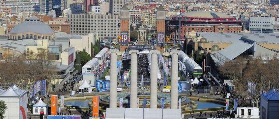 Se deschide Mobile World Congress, targul de telefonie de la Barcelona, insa fara fastul de dinaintea crizei