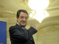"""Nicos Anastasiades, ales presedinte al <span style=""""background:yellow"""">Cipru</span>lui cu 57,5% din voturi"""