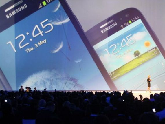 Samsung va lansa Galaxy S IV, pe 14 martie, pe terenul Apple