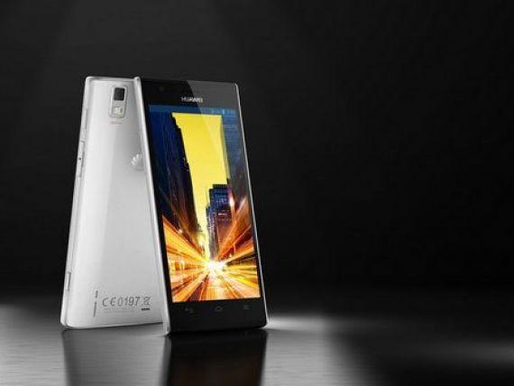 MWC 2013: Cel mai rapid smartphone din lume a fost lansat la Barcelona. Ce stie sa faca Huawei Ascend P2