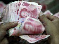 Yuanul chinezesc a depasit pentru prima oara rubla Rusiei ca pondere in sistemul global de plati. Topul celor mai folosite monede din lume