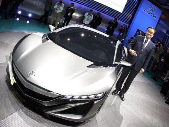 Masina care a renascut din propria-i cenusa. Investitia de 1 mld. dolari care o repozitioneaza in lupta cu greii luxului mondial