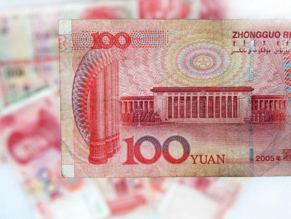 Yuanul chinezesc ar putea deveni moneda de rezerva la FMI, dupa dolar. Moneda Chinei s-a apreciat cu 33%, in ultimii 5 ani