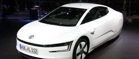 Masina care  consuma  2 litri de Cola la 100 km. GALERIE FOTO