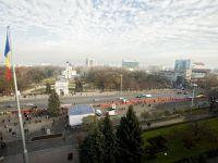 Guvernul moldovean a fost demis in urma unei motiuni de cenzura