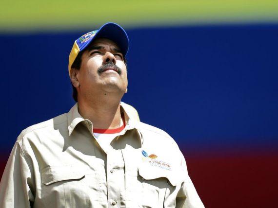 Un fost sofer de autobuz, veteran al  Chavismului , a fost desemnat succesorul presedintelui Hugo Chavez